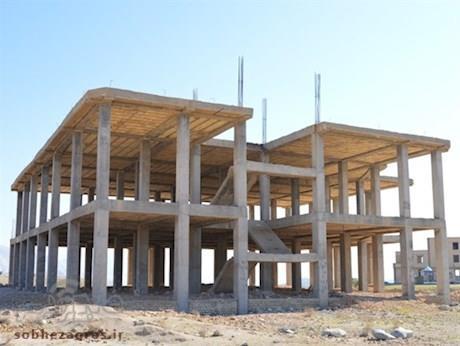 50درصد پیشرفت فیزیکی ساختمان کتابخانه مرکزی بهمئی/بهره برداری از پروژه تا پایان امسال