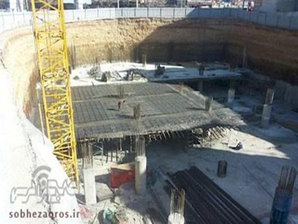 فاز نخست بزرگترین پارکینگ طبقاتی شهر یاسوج در زمستان به بهرهبرداری میرسد
