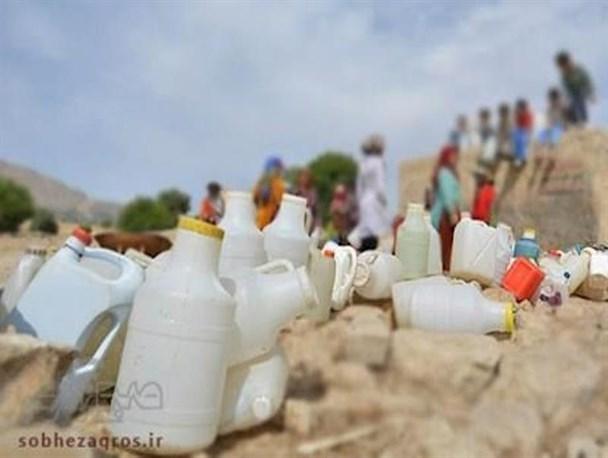 19 روز بیآبی صدای مردم روستای دم تنگ عروه شهرستان لنده را درآورد