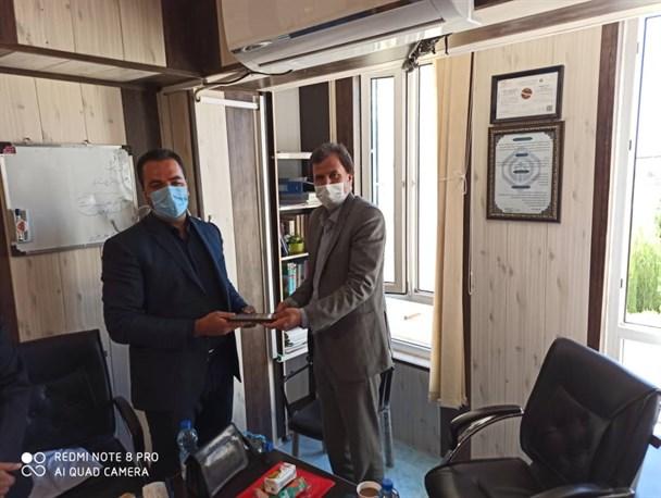 سرپرست بیمارستان شهدای گمنام یاسوج منصوب شد+تصاویر