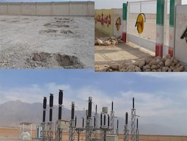 ایستگاه برقی که در بهمئی تکمیل نشد+تصاویر و مستندات