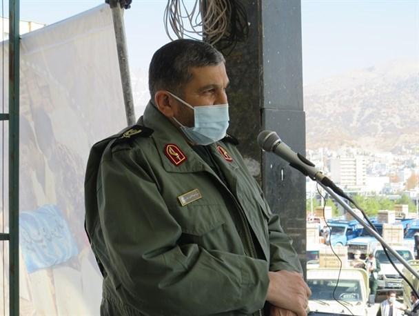عزم راسخ سپاه فتح کهگیلویه و بویراحمد در بهرهبرداری از ۳۲۵۸ پروژه هفته بسیج