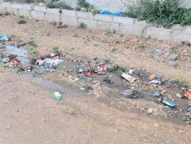باران زباله در بلهزار بویراحمد