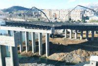 روایتی از اقدامات شهرداری یاسوج در ساخت پل بزرگ شهید یزدان پناه