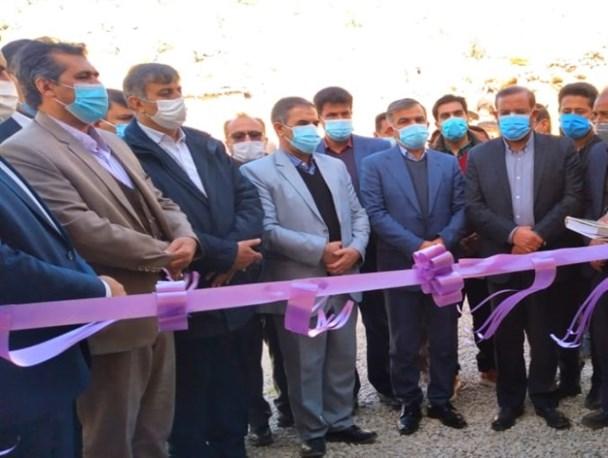 افتتاح  واحدهای مسکن روستایی مقاوم در کهگیلویه و بویراحمد+تصاویر