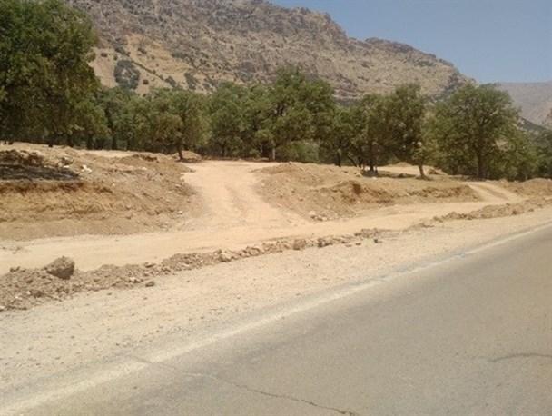 معمای نیمهکاره یک جاده مهم در دنا/ زمینخواری در سیسخت