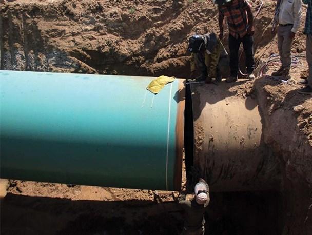 پایان بحران آب در پنج روستای سیسخت