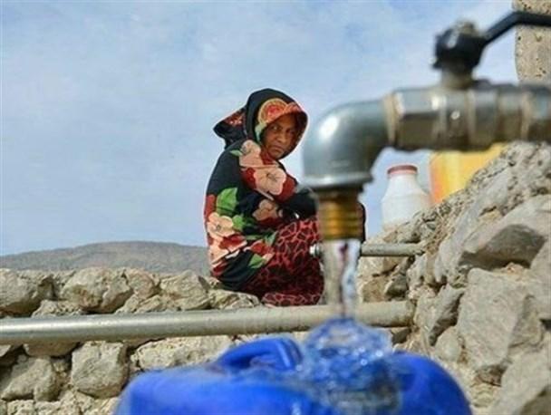 گلایه های ادامه دار اهالی روستای گنجگان بویراحمد از مشکلات آب