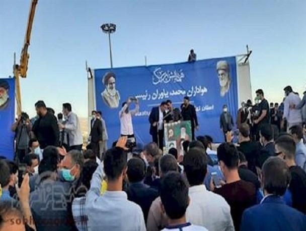 با نشستن در تهران و نگاه به غرب مشکلات جوانان حل نمی شود/ دو قطبی سازی بزرگترین مشکل کشور است+فیلم
