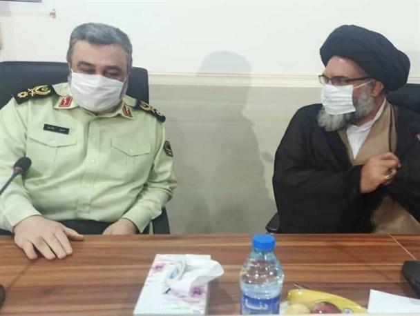نیروی انتظامی میداندار نظم و امنیت در کهگیلویه و بویراحمد