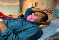درمان با شرط و شروط کرونایی ها در بیمارستان دهدشت+فیلم