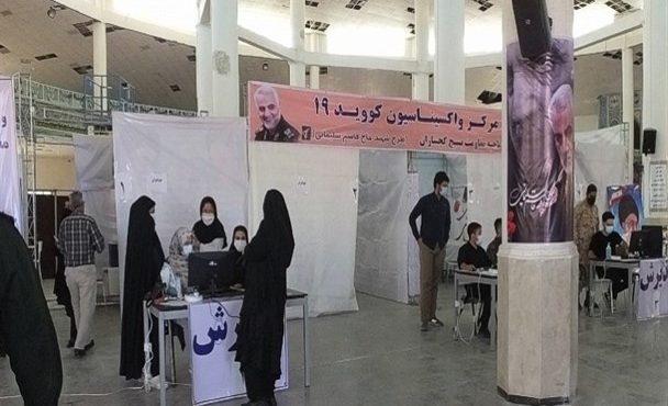 واکسیناسیون عمومی،ماموریت جدید طرح شهید سلیمانی در گچساران+تصاویر