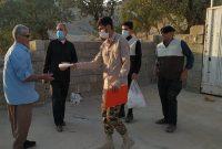 شکستن بن بست با کار جهادی در مناطق محروم کهگیلویه+تصاویر